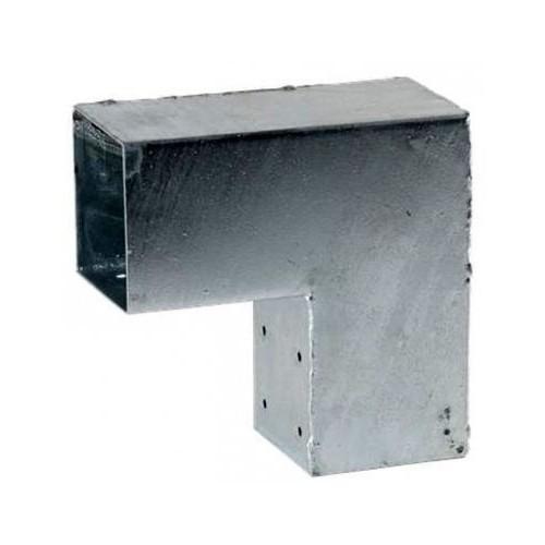 Pergola Hoekverbinding - 90° - 91x91 mm