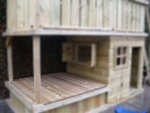Zandbakdeksel 150 - Balkon